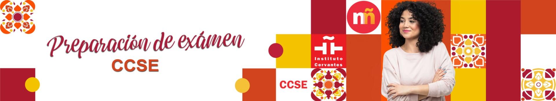 Preparación examen CCSE