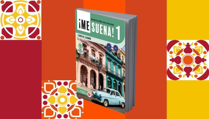 Наш учебник ¡ME SUENA!